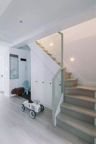 90平米三室两厅北欧风格阁楼图