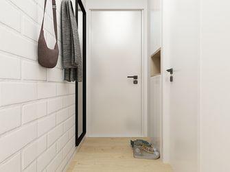 60平米公寓日式风格玄关设计图