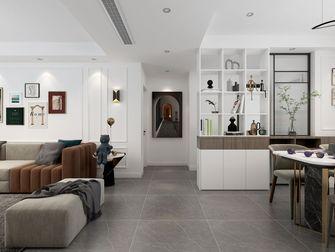 110平米三室两厅混搭风格走廊欣赏图
