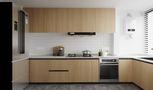 90平米三宜家风格厨房装修图片大全