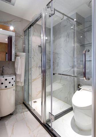 50平米一室一厅混搭风格卫生间图片