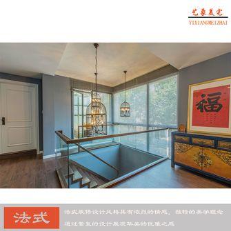 100平米三室两厅法式风格楼梯间图片大全