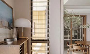 140平米三室两厅宜家风格阳台装修案例