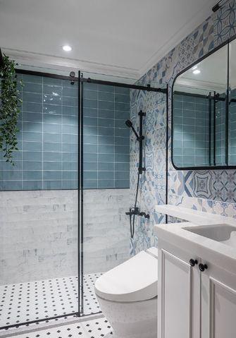 90平米三美式风格卫生间装修效果图