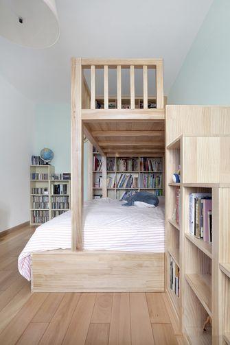 50平米小户型北欧风格儿童房图