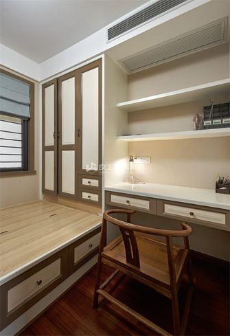 100平米三室两厅其他风格书房图