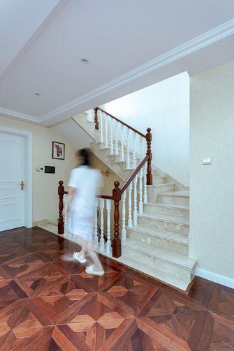 140平米别墅新古典风格楼梯间欣赏图