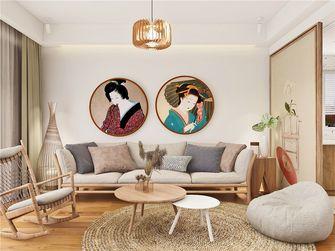 5-10万90平米日式风格客厅设计图