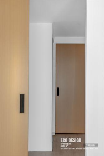70平米一居室英伦风格走廊图片
