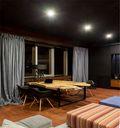 60平米公寓混搭风格餐厅装修效果图
