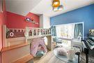 130平米四室一厅现代简约风格儿童房装修图片大全