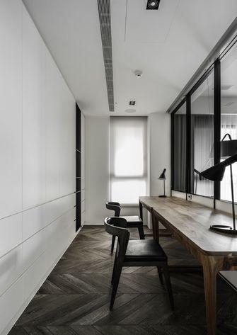 140平米四室两厅现代简约风格书房装修效果图