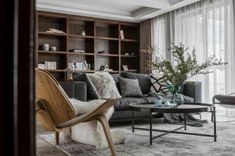 140平米现代简约风格客厅图片大全