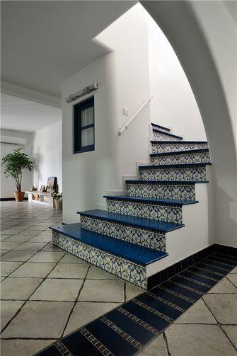 富裕型140平米复式地中海风格阁楼图片大全