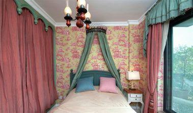 120平米三室三厅美式风格卧室图片