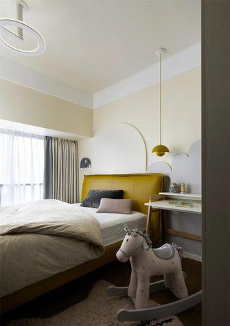 140平米四室一厅法式风格儿童房欣赏图