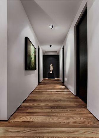 120平米现代简约风格走廊设计图