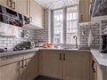 100平米三室一厅宜家风格厨房效果图