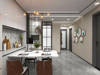 120平米三室两厅现代简约风格走廊图片大全