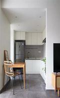 30平米小户型中式风格厨房效果图