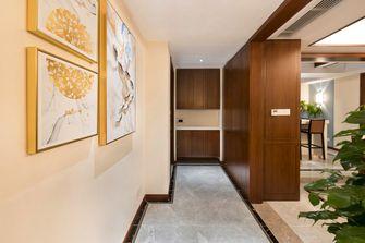 140平米四室三厅美式风格玄关设计图