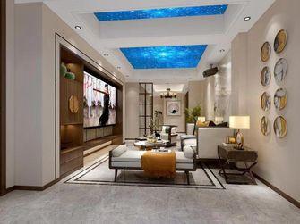 140平米别墅混搭风格影音室装修图片大全