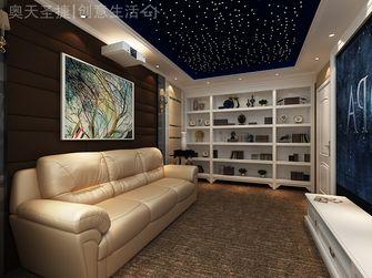 20万以上140平米复式欧式风格影音室装修效果图