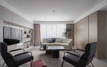 120平米四宜家风格客厅装修案例