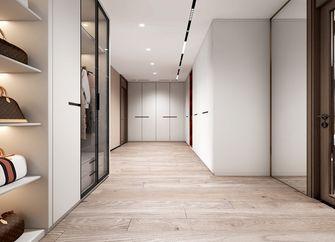 140平米四室两厅现代简约风格衣帽间图