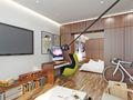 40平米小户型其他风格客厅装修效果图
