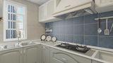 50平米地中海风格厨房图