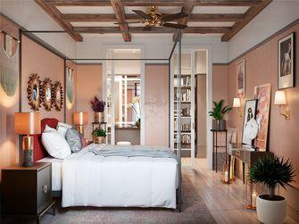 70平米一室两厅混搭风格卧室装修图片大全
