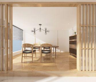 120平米一室两厅日式风格餐厅图