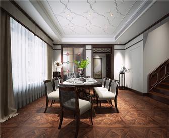 140平米别墅其他风格餐厅效果图