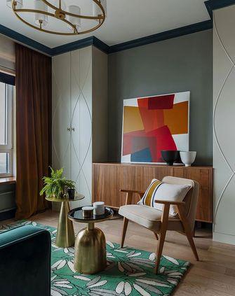 5-10万60平米一室一厅混搭风格客厅图片