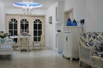 140平米地中海风格餐厅装修图片大全