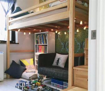 60平米田园风格卧室装修案例