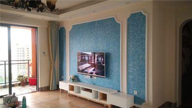 120平米四室两厅地中海风格客厅设计图