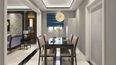 60平米中式风格餐厅效果图