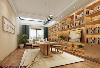 140平米别墅混搭风格书房效果图