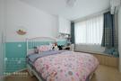 100平米三室两厅日式风格儿童房图片