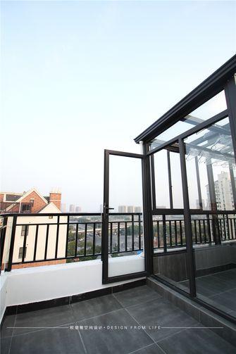140平米复式美式风格阳光房装修效果图