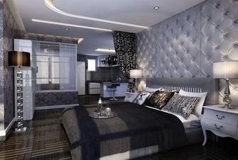三房新古典风格设计图
