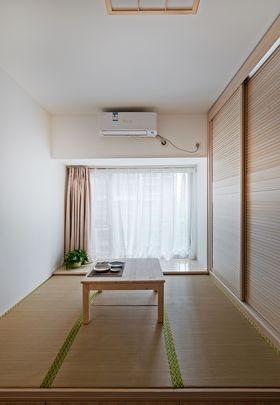 富裕型140平米三室兩廳混搭風格臥室欣賞圖