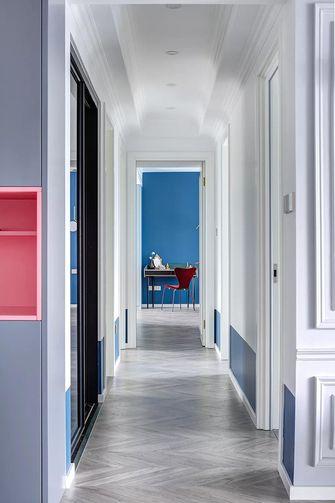 100平米三室一厅法式风格玄关装修案例