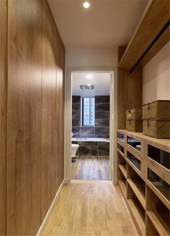 120平米三室一厅北欧风格衣帽间设计图