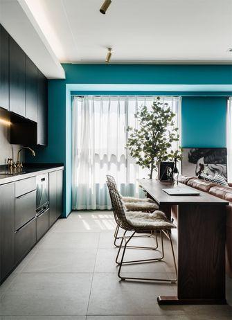 60平米公寓现代简约风格书房装修效果图