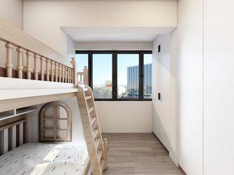 50平米小户型北欧风格儿童房图片