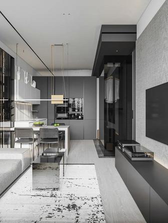 80平米现代简约风格其他区域设计图