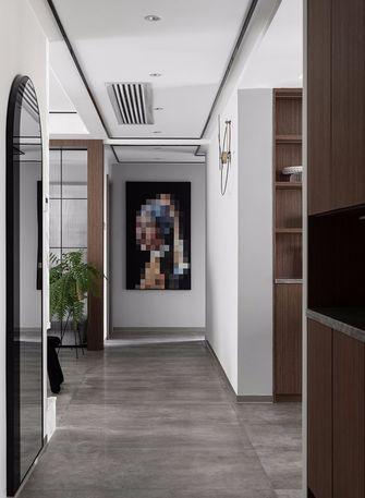 140平米四室一厅现代简约风格走廊欣赏图